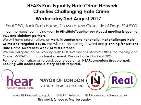 Hate Crime CCHC network 2.8.17