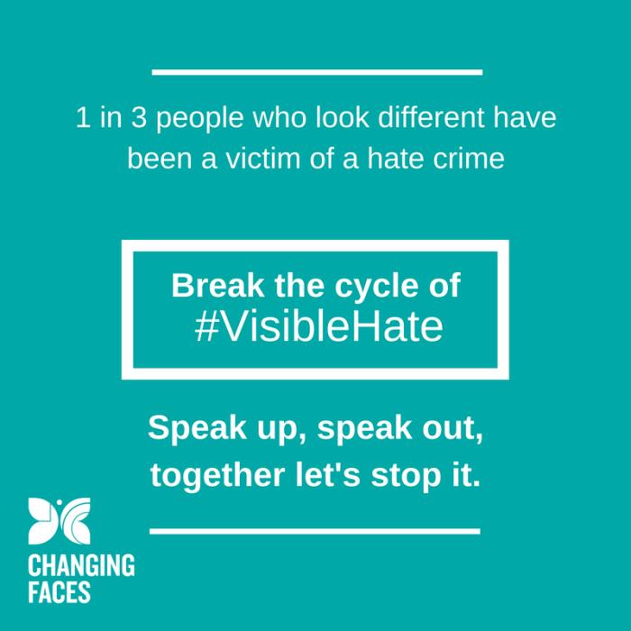Speak up, speak out, together let's stop it