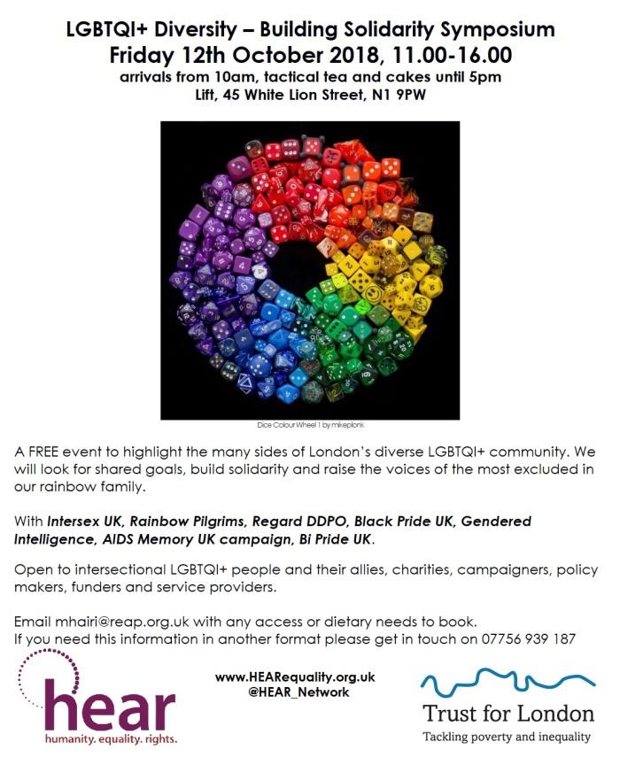 LGBTQI+Diversity,12thOct18